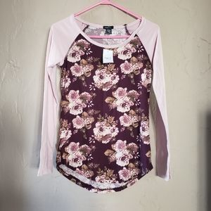 NWT Rue21 Floral Top